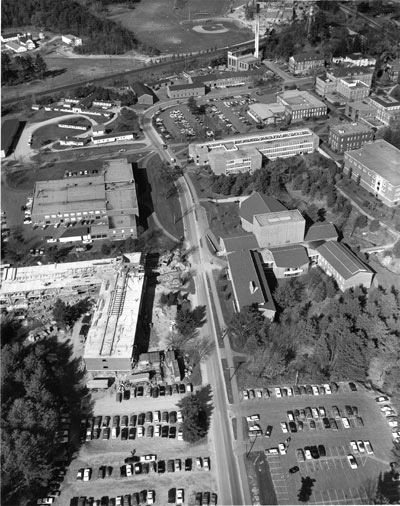 Aerial view 1965