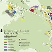 Parking map 2006-2007