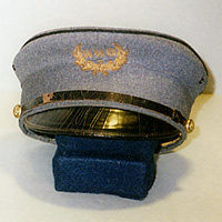ROTC uniform cap from 1921