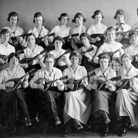 Women's Mandolin Club