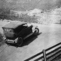 historical photograph of car
