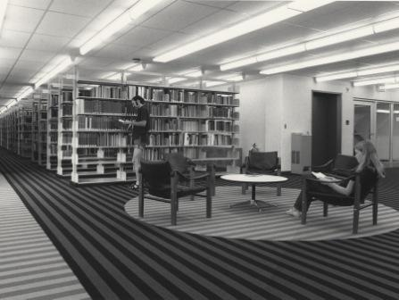 study space in 1969