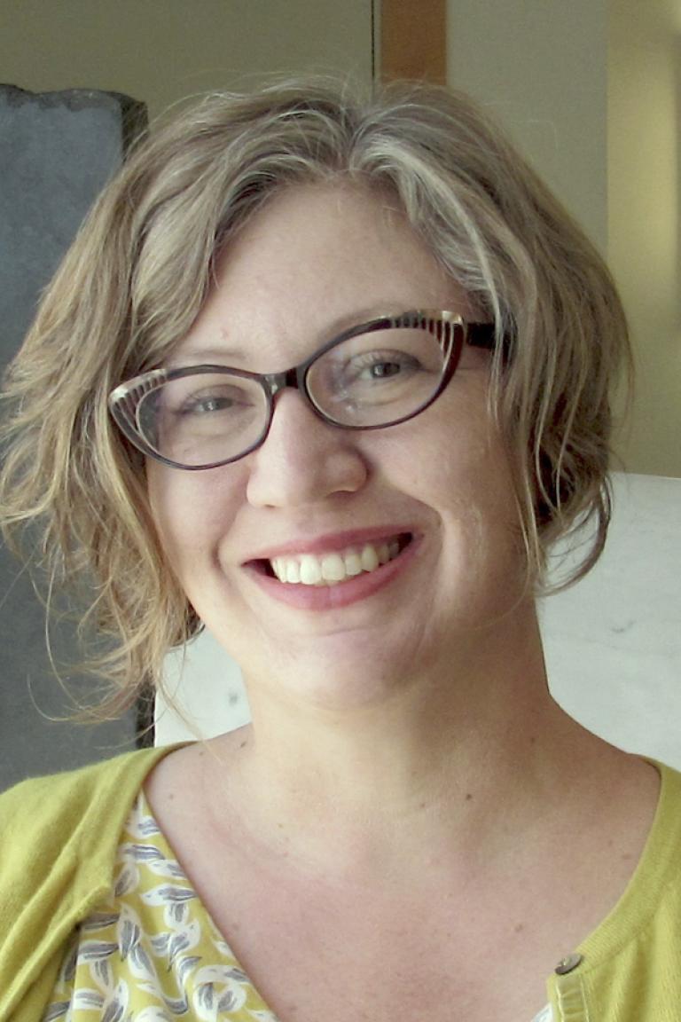 photo portrait of Eleta Exline